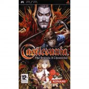 castlevania:the dracula x chronicles (import) - psp