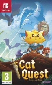 cat quest - Nintendo Switch