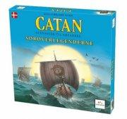 catan: sørøverlegenderne - brætspil - dk/no - Brætspil