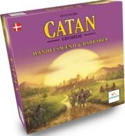 catan: traders and barbarians - brætspil - dk/no - Brætspil