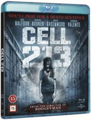 cell 213 - Blu-Ray