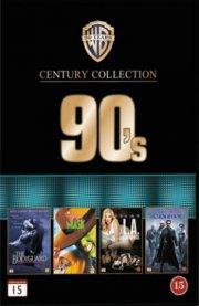 the matrix // la confidential // the mask // the bodyguard - DVD