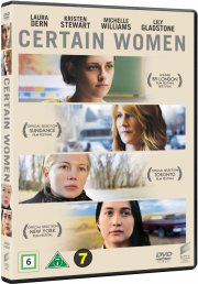 certain women - DVD