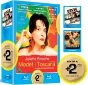 mødet i toscana // hindenburg // secrets of state - Blu-Ray