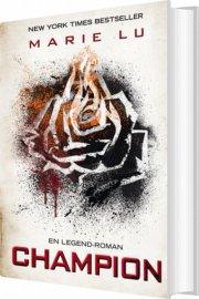 legend 3 - champion - vinderen - bog