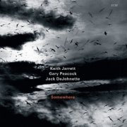 keith jarret / gary peacock / jack dejohnette - somewhere - cd