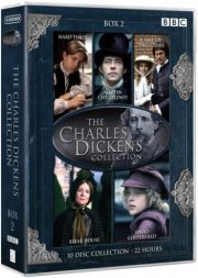 hard times // tale of two cities // bleak house // david copperfield // martin chuzzlewit - DVD