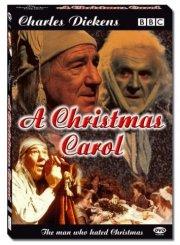 charles dickens - et juleeventyr - DVD