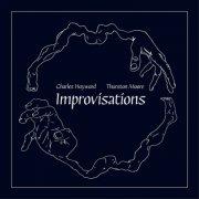 charles hayward and thurston moore - improvisations - Vinyl / LP