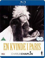a woman of paris - charlie chaplin  - Blu-Ray + Dvd