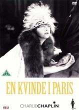 a woman of paris - charlie chaplin - DVD