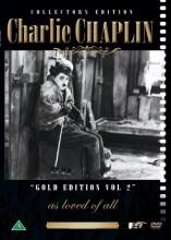 charlie chaplin - gold edition vol. 2 - DVD