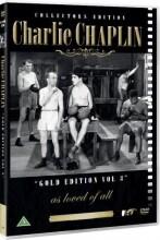 charlie chaplin gold edition - volume 3 - DVD