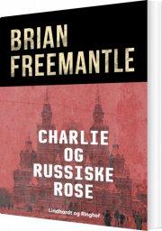 charlie og russiske rose - bog