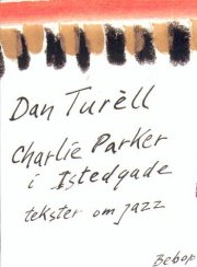 charlie parker i istedgade - bog