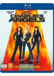 charlie's angels - drew barrymore - 2000 - Blu-Ray