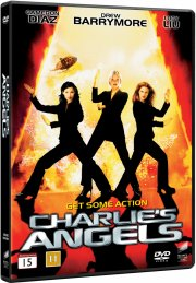 charlie's angels - drew barrymore - 2000 - DVD