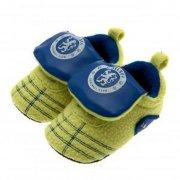 chelsea merchandise babystøvler med velcro - 3-6 mdr - Merchandise