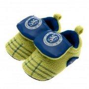 chelsea merchandise babystøvler med velcro - 6-9 mdr - Babyudstyr