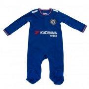 chelsea merchandise - nattøj / natdragt til baby - 12-18 mdr - Merchandise