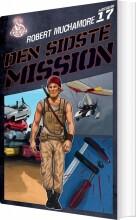 cherub 17. en sidste mission - bog