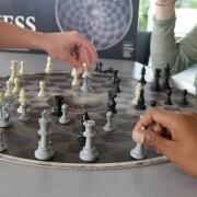 3 personers skak spil - Brætspil