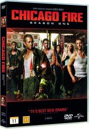 chicago fire - sæson 1 - DVD