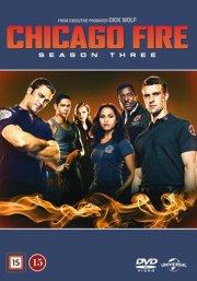 chicago fire - sæson 3 - DVD