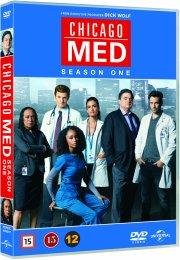 chicago med - sæson 1 - DVD