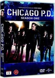 chicago p.d. - sæson 1 - DVD
