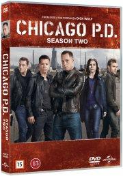 chicago p.d. - sæson 2 - DVD