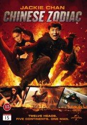 chinese zodiac - DVD