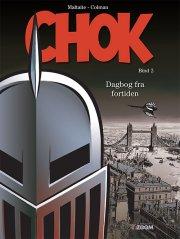 chok 2: dagbog fra fortiden - bog