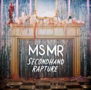 ms mr - secondhand rapture - cd