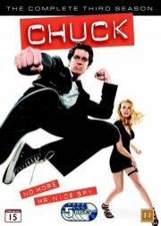 chuck - sæson 3 - DVD