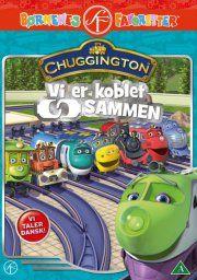 chuggington 12 - vi er koblet sammen - DVD
