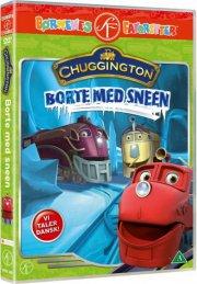 chuggington - icy escapades / borte med sneen - DVD