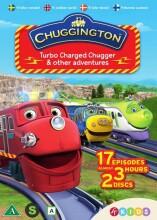 chuggington - sæson 4 vol. 1 - DVD