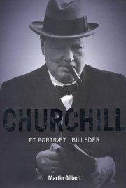 churchill - et portræt i billeder - bog