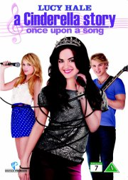 cinderella story 3 - once upon a song - DVD