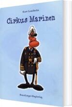 cirkus marinen - bog