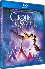 cirque de soleil - worlds away - Blu-Ray