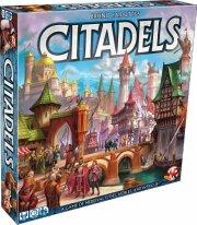 citadels brætspil - Brætspil
