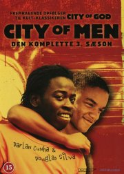 city of men - sæson 3 - DVD