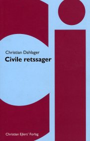civile retsager - bog