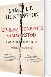 civilisationernes sammenstød - bog