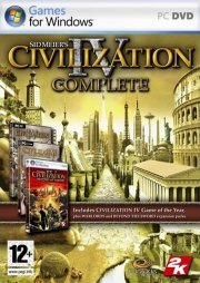civilization iv complete - PC
