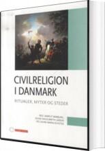 civilreligion i danmark - bog
