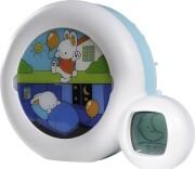 claessens kids - kid'sleep måne - natlampe med vækkeur + vuggeviser - Til Boligen