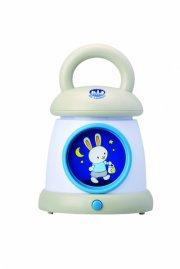 claessens kids - kid'sleep min lanterne - natlampe med vuggeviser - grå - Til Boligen